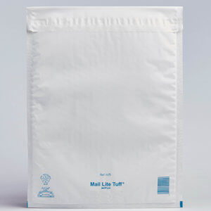 Enveloppe bulle Mail Lite®  blanche taille H/5 - 270x360